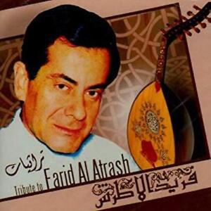 Details about Tribute to Farid Al Atrash - Egyptian Lebanese World Music  Arabic