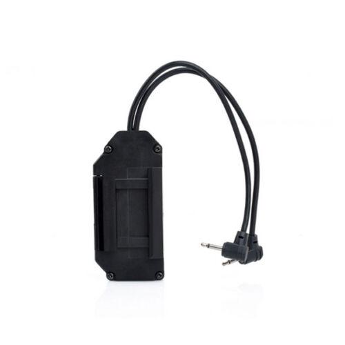 Tactical Dual Remote Control Switch Pressure for PEQ 16A M3X Light