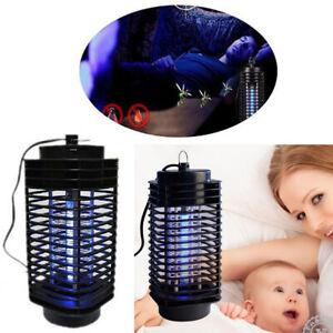 Lampe-Anti-Moustique-Electrique-Tueur-de-Moustique-et-insectes-Mouches-Piege