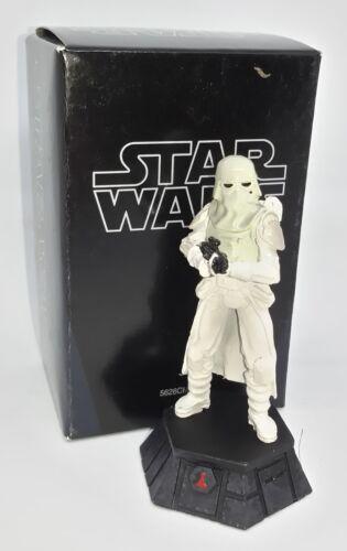 Star Wars De Agostini Scacchi Snowtrooper Pedone Nero 1//24 Figure