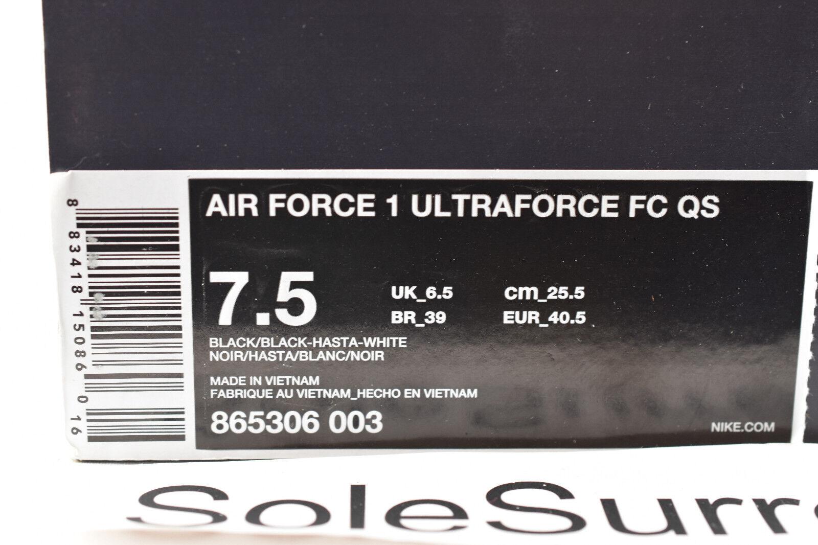 Nike Air Force 1 Ultraforce FC QS
