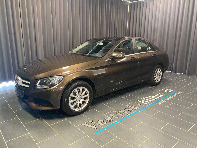 Mercedes C200 d 1,6 Business aut. 4d - 274.900 kr.