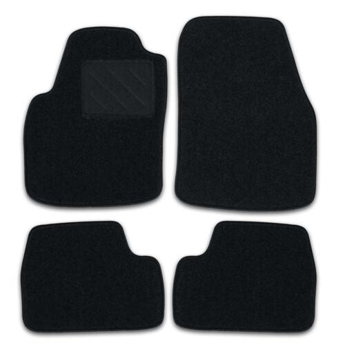 ab 10//02 RAU Fussmatten Zero schwarz Ford Fusion ohne Fußstütze Bj