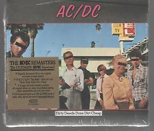 AC/DC DIRTY DEEDS DONE DIRT CHEAP CD SIGILLATO!!!