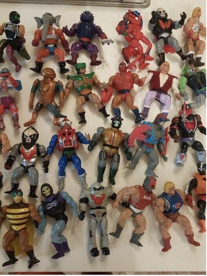 Købes: Har du gamle He-man figurer liggende på...