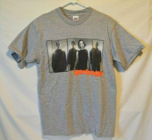 90s Vintage GARBAGE 1998 US Tour T-Shirt : deee-li