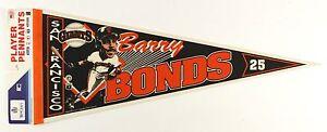 "1990's Barry Bonds San Francisco Giants 30"" Full Size Pennant"
