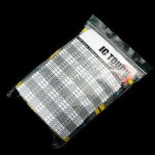135value 1350pcs 1/4W Metal Film Resistor Assortment Kit KITB0027