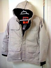 Large Urban Republic Boys Twill Faux Sherpa Lined Hooded Jacket