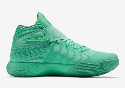 914681-300 Teal Exclusive Nike Kyrie 2 What The Green Glow Edition Size 10.5