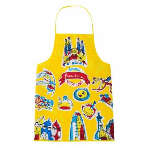 Women Kitchen Bib Washable Adult Chef BBQ Cooking Baking Party Restaurant Aprons