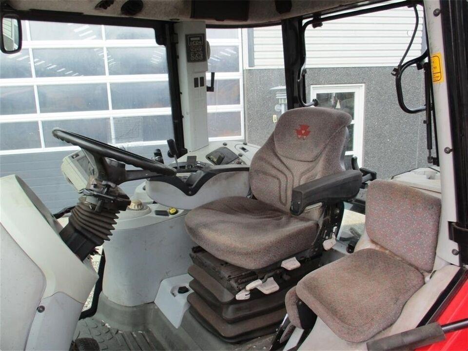 Massey Ferguson, 6480 DYNA 6 med frontlift, timer 5330