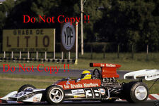 Nanni Galli Williams Iso-Marlboro FX3B Argentine Grand Prix 1973 Photograph