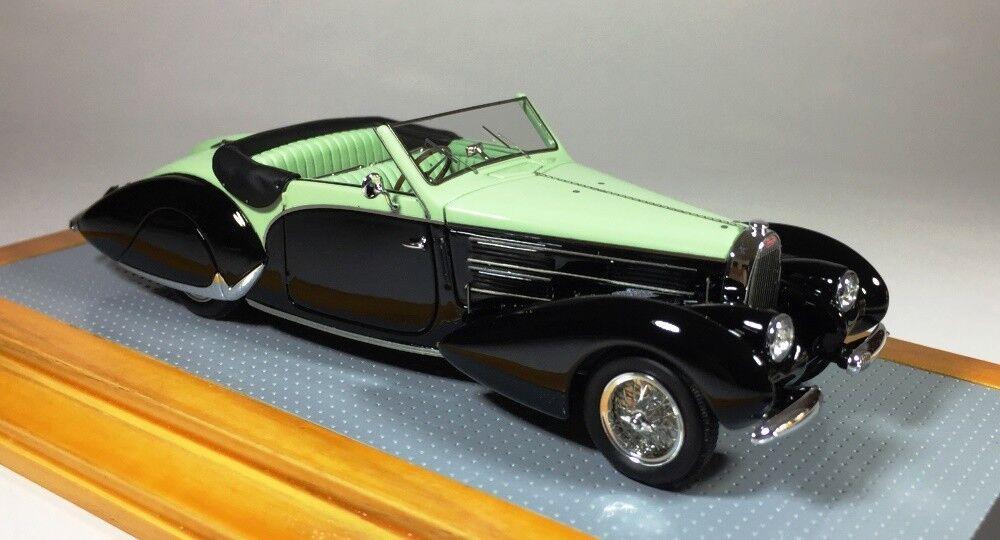 ILARIO 43108 - Bugatti T57C Aravis Gangloff 1938 sn57710 Current Car