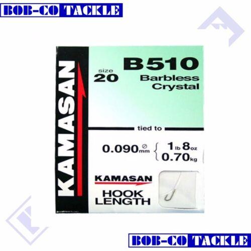 Kamasan B510 Crochets Pour Nylon