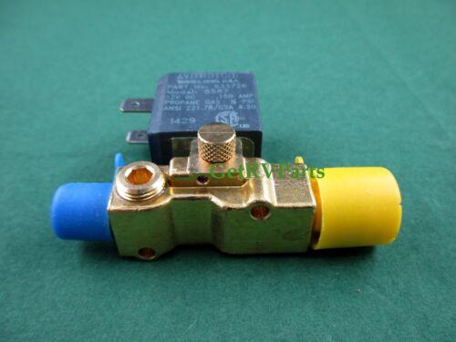 Norcold 633726 RV Refrigerator Gas Solenoid Valve Replaced 628741