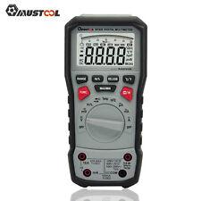 Mustool® MT826 True RMS Professional Digital Multimeter AC/DC Current Voltage