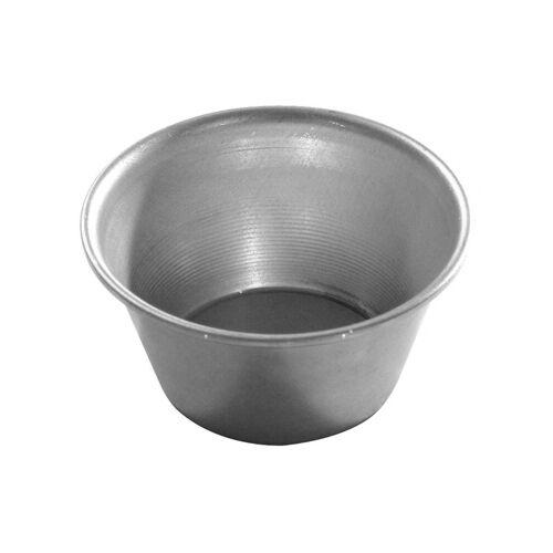Formina per timballo con bordatura mini stampo Diametro 8cm H.4,5cm Conf 50pz