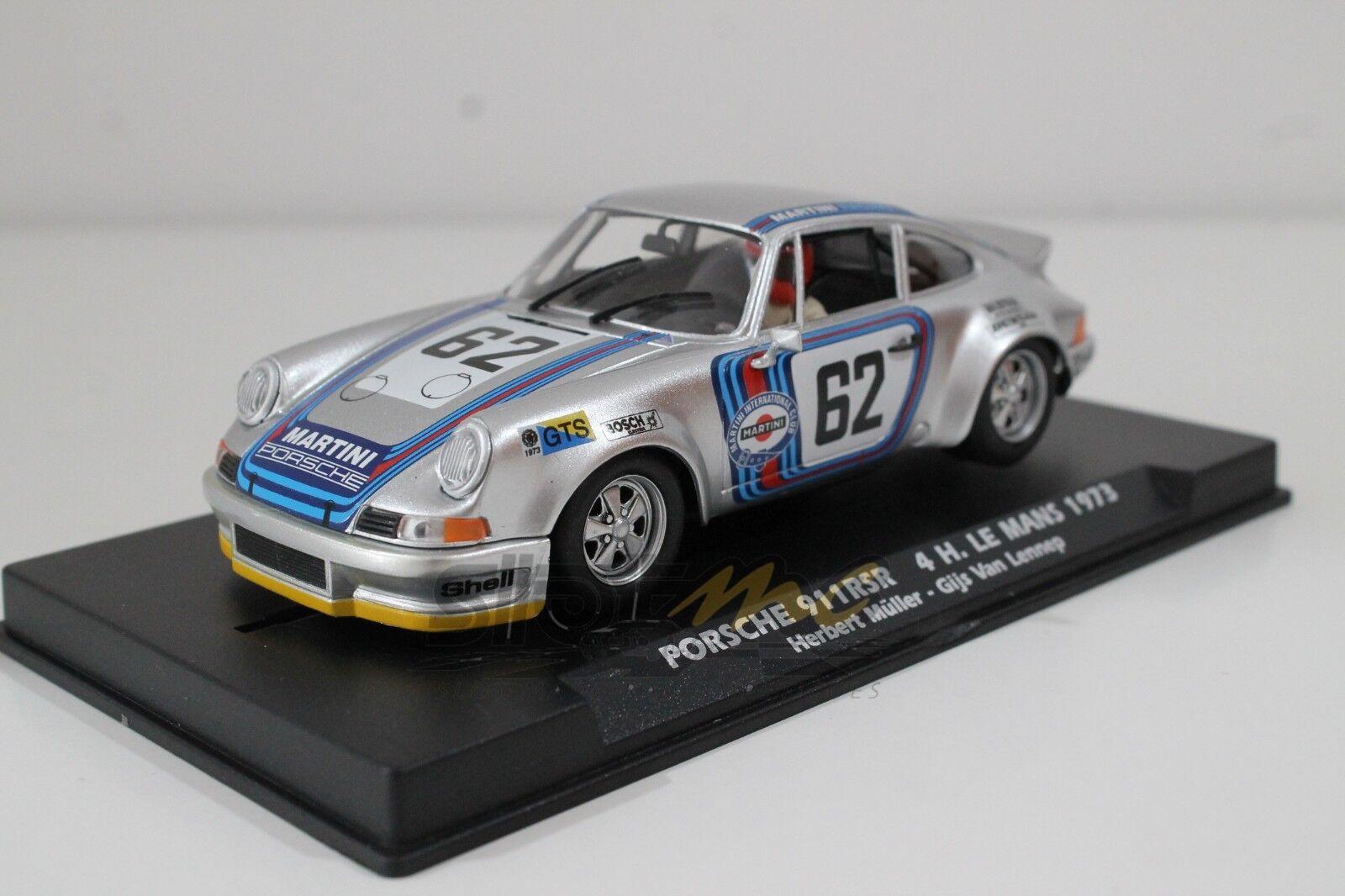 Flyslot 036105 Porsche 911 RSR 4h Le Mans 1973 1 32   NEW