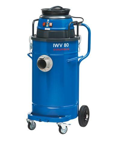 Columbus IWV 80 PROFI Wassersauger Industriesauger Industrie-Nasssauger 80 Liter