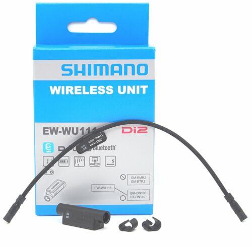 SHIMANO EW-WU111 Di2 Wireless Data Transmitter Unit w// EW-SD50 E-Tube 200mm