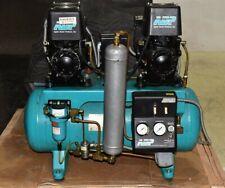 Adp Apollo Aocot32do Dental Air Compressor Unit For Partsrepair 220v