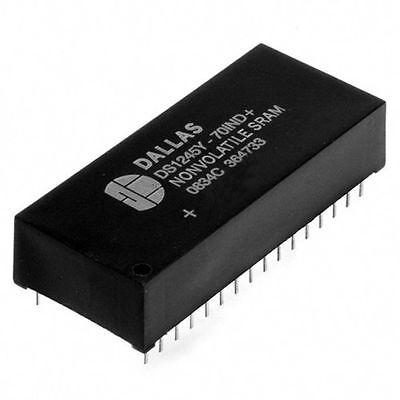 ► DALLAS DS1250Y-100 4096K Nonvolatile SRAM 32-Pin