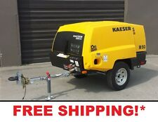 NEW Kaeser M50 M58- 185 CFM Air Compressor - FREE SHIPPING!!!  IN STOCK!!!