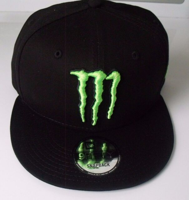 039bf390f Monster Energy Era 9fifty Athlete Snapback Hat Cap