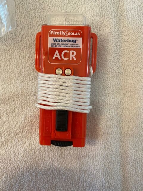 ACR 3971.3 Firefly Pro Water Activated LED Strobe,