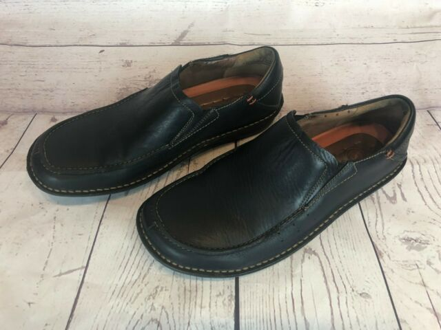 Born Mens Shoes Driving MOC Slip on