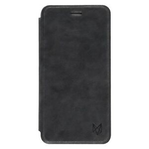 Foxwood-Book-Style-Flip-Leather-Case-for-iPhone-7-Plus-Black