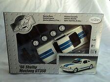 Testors 66 Shelby Mustang GT350  Metal Body Model Kit 1:32