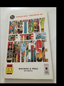 HISTORY OF THE UNIVERSE (ed. Play Press) - Italia - HISTORY OF THE UNIVERSE (ed. Play Press) - Italia