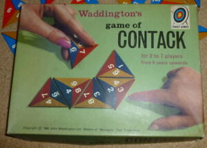 WADDINGTONS-CONTACK-vintage-board-game