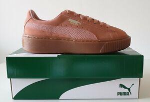 cheap for discount 343b5 42638 ... Puma-Suede-Platform-Rose-Femme-BASKET-SNEAKERS-FEMME-