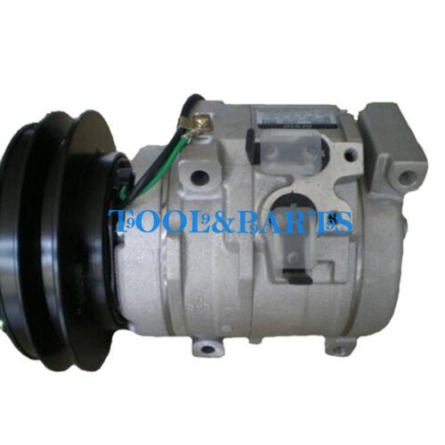 A//C Compressor for Komatsu D41P-6 D61EX-15 D61PX-15 D41E-6 D65EX-12U S6D125E-2