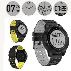 Details about IP68 Smart Wristband GPS Smart Watch Fitness Tracker LCD Screen For Samsung