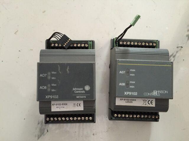 JOHNSON CONTROLS XP9102-8304 METASYS EXPANSION MODULE NEW