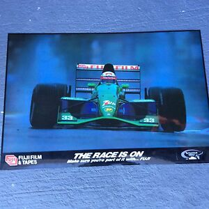 JORDAN-191-POSTER-FROM-1991-WET-WEATHER-TYRES-RARE