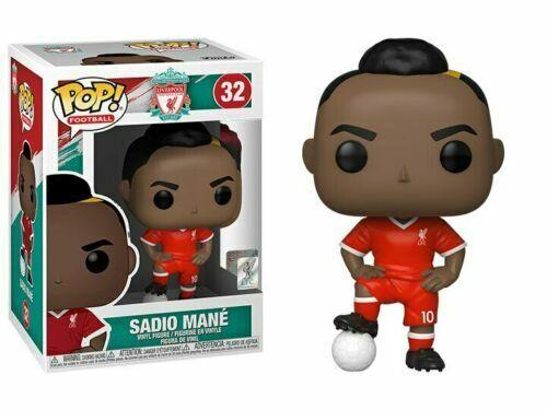 Sadio Mane Liverpool Official Premier League Funko Pop Vinyl Figure