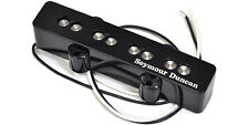 Seymour Duncan SJB-3 Quarter Pound Bass Guitar Pickup For Jazz (Black)