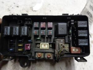 honda fuse box price 2002 2003 2004 honda odyssey fuse box engine compartment oem ebay  2002 2003 2004 honda odyssey fuse box