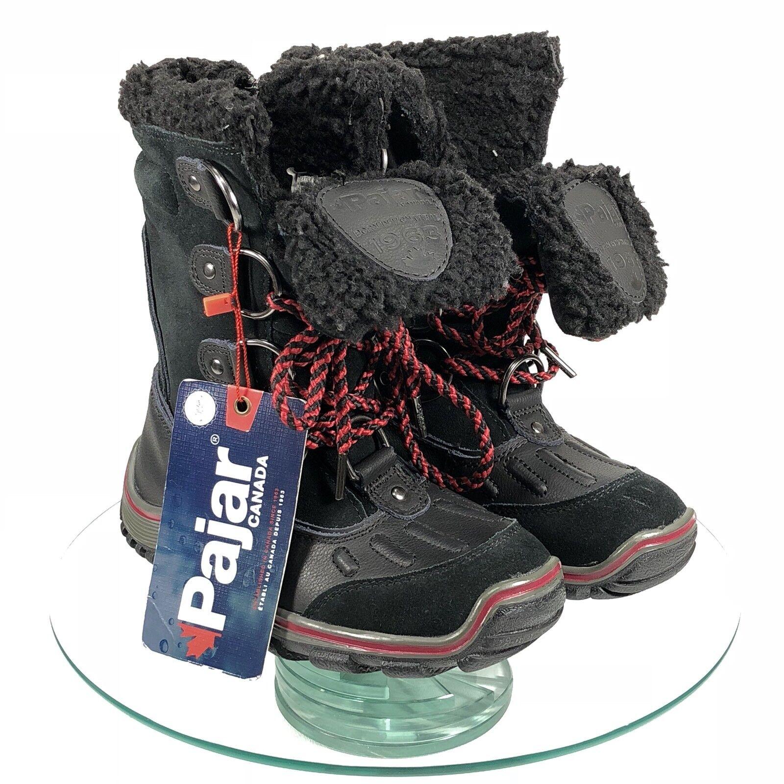 Pajar Canada EU 37 US - 6 - US 6.5 Alina Damenschuhe Winter Stiefel Waterproof Faux Fur aeae46