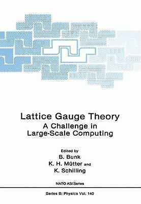 Lattice Gauge Theory : A Challenge in Large-Scale Computing