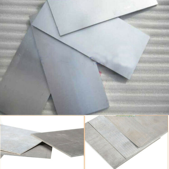 0.5mm to 10mm thickness Magnesium Alloy AZ91D Plate Sheet  Foil size 200mmx300mm