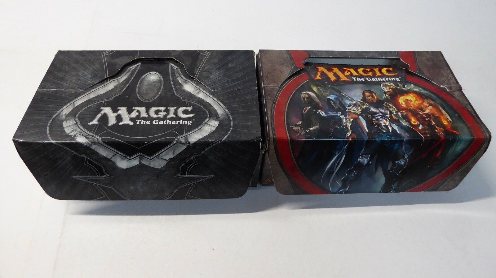 2 OPENED BOXES OF MAGIC CARDS - 2012 & 2013 CORE SETS - LOOSE CARDS - READ DESC.