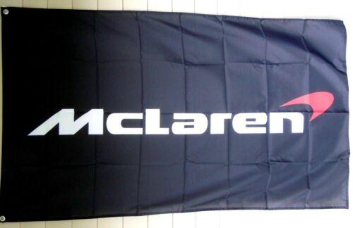 McLAREN 3x5 Flag Banner F1 IMSA