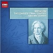 Alban Berg Quartett -Beethoven: Complete String Qua New CD