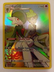 Gallade 244//236 Cosmic Eclipse Full Art Character Secret Rare Pokemon Card NM